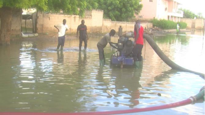 Inondations 2020: La mafia des moto-pompes lorgnerait les 7 milliards de Macky Sall