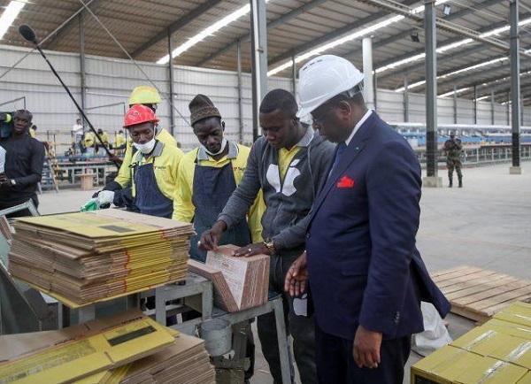 Grève à Sindia: L'esclavage renaît à l'usine de carreaux Twyford, selon ses travailleurs