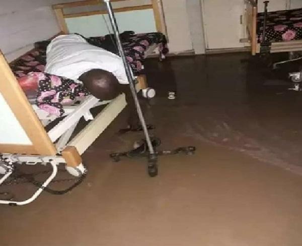 Inondations dans une structure sanitaire: quand le Poste de Santé de Nguinth à Thiès, vit annuellement le même calvaire
