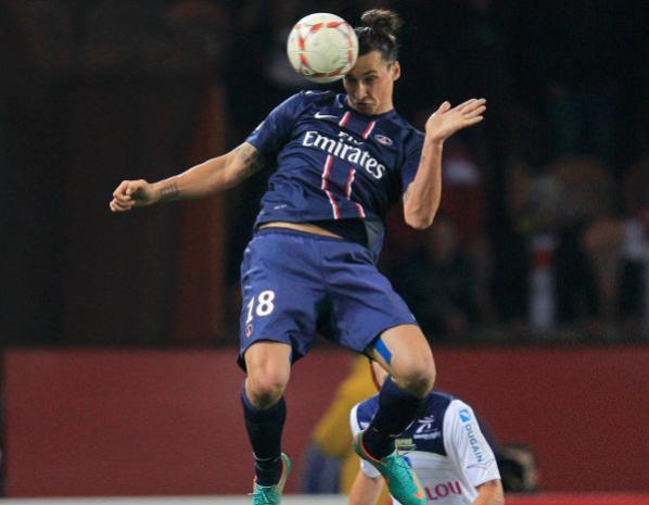 Zlatan Ibrahimovic, prince du buzz
