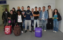 Dix jeunes partis aider la population sénégalaise