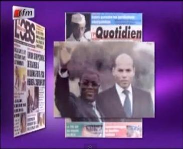 Revue de Presse du jeudi 29 Novembre 2012 (Lamine Samba)