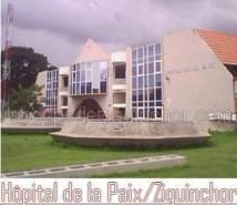 """L'hôpital de la paix de Ziguinchor sera opérationnel au """"deuxième trimestre 2013"""""""