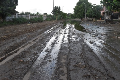 Le ministre Aly Ngouille Ndiaye en tournée dans les zones inondées : les images d'une visite de travail