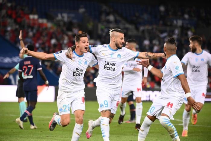 Ligue 1 - Paris surpris par Marseille, 05 joueurs expulsés