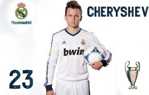 Real Madrid : Cheryshev va marquer l'histoire du club