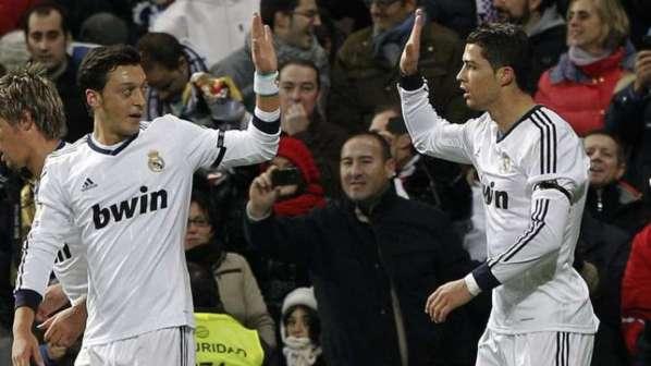 Liga : le Real Madrid domine l'Atletico Madrid grâce à un Cristiano Ronaldo de gala !