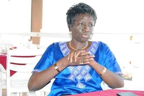 Le Grand Jury du dimanche 02 Décembre 2012 (Invitée: Aminata Touré)