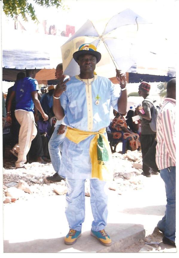 Abdou Mare dit « Mare l'Américain », la fidélité au Wadisme !