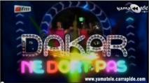 """Dakar Ne Dort Pas"" du Samedi 10 Décembre 2012"