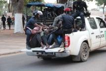 Opération combinée Police-Gendarmerie à Kolda : 48 interpellés, 20 motos immobilisés et 50 kg de drogues saisis