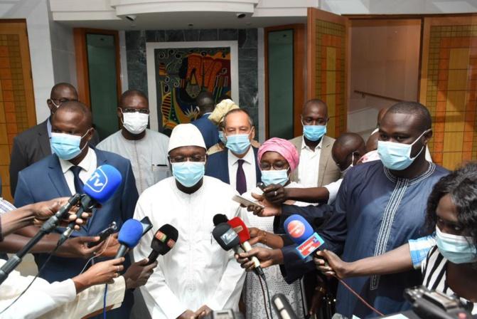 FORUM PNADT - Oumar Guèye invite les institutions de la République à accompagner son département à l'aboutissement de la LOADT