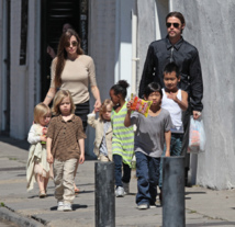 Angelina Jolie, une vraie desperate housewife !