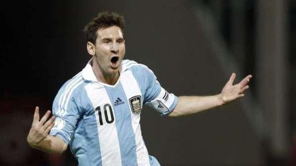 Quand le maillot de Lionel Messi fait monter les enchères