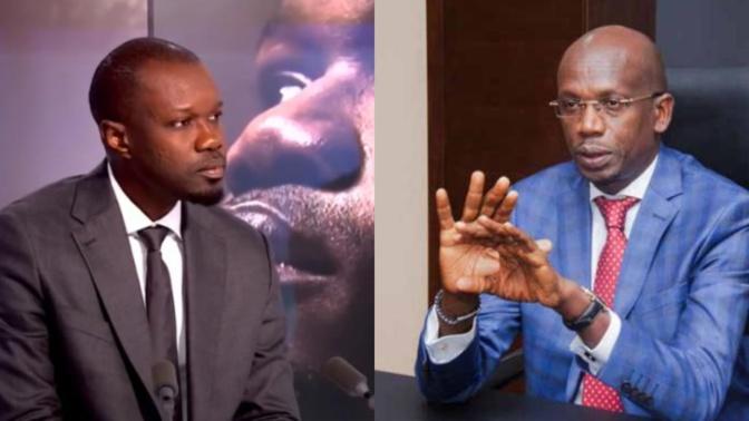 Onas - Annulation: Ousmane Sonko