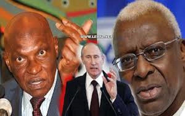 Le « akhou Abdoulaye Wade »: Lamine Diack et le retour de bâton d'une « campagne anti-Wade »