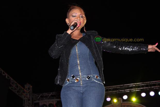 Concert Viviane Chidid au Festival Africa Fête 2012