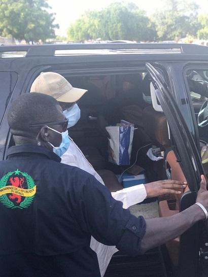 Le Président Macky boucle ses visites par Kaffrine : les images d'une fin de tournée économique