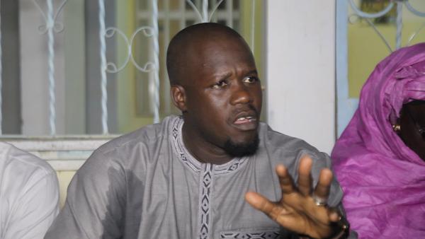 """Mamadou Lamine Massaly tire sur Ousmane Sonko: """"En dehors des mots et des  maux, il n'a rien apporté..."""""""