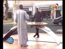 """Par Conviction"" Cheikh Diaby reçoit Khalifa Sall"