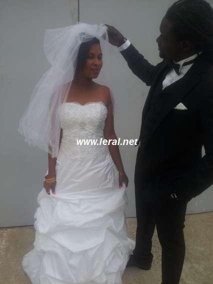 Les images exclusives du mariage du chanteur Yoro Ndiaye