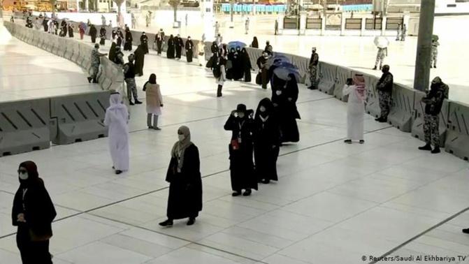 """Covid-19 / Arabie Saoudite: Les Sénégalais autorisés à la """"Omra"""" à partir du..."""