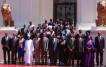 [Vidéo] Communiqué du Conseil des ministres du jeudi 07 décembre 2012