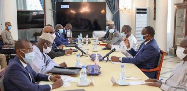 Macky Sall - Conseil présidentiel le 28 septembre prochain et préservation des emplois