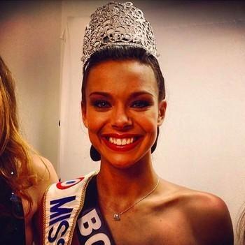 Marine Lorphelin : qui est la nouvelle Miss France 2013 ?