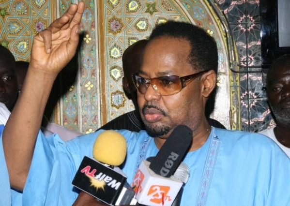 Décès du khalife des Tidianes, Ahmed Khalifa Niasse présente ses condoléances