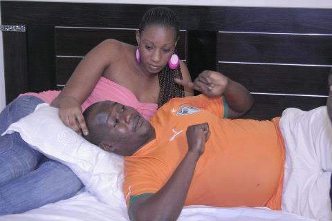 Bakayoko et Ndeye Diallo en mode relax
