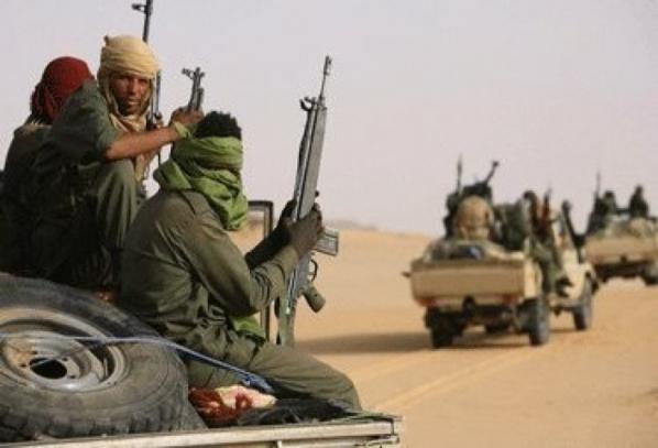Trouble jeu de l'Algérie au Maghreb et dans la bande sahélo-saharienne.