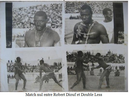 """Lambi demb - Mohamed Ndiaye alias Robert Diouf (Écurie Sérère): Le premier """"millionnaire"""" de l'arène sénégalaise"""