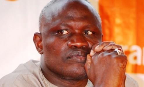 """Gaston Mbengue: """"Je suis sur les pas de sortir de la lutte"""""""