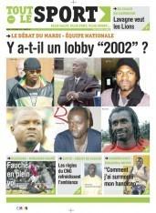 A la Une du Journal Tout Le Sport du mercredi 12 Décembre 2012