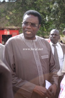 Mbaye Jacques Diop rejoint Macky Sall