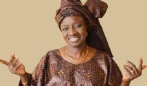 Mimi Touré donne un cours de droit à Ousmane Ngom