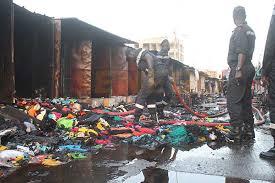 Incendies fréquents touchant les marchés: Pape Demba Bitèye annonce la fin des branchements anarchiques