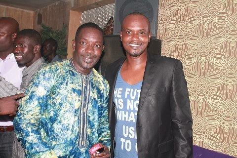 Mbaye Dieye Faye et Ousmane Diouf, le petit frére de Pape Diouf