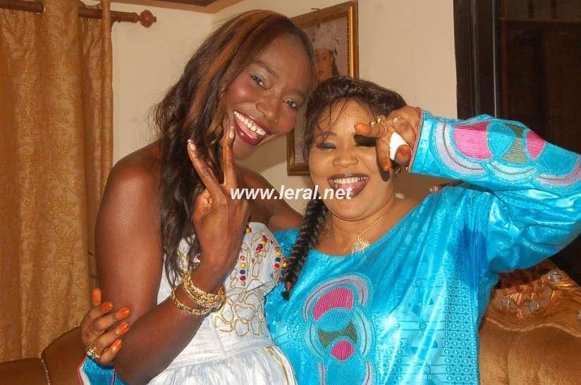 Coumba Gawlo et Fatou Guéwel très complices