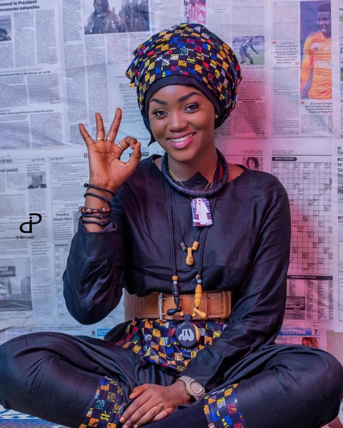 Mame Diarra de Sen Petit Gallé en mode Yaye Fall (Photos)