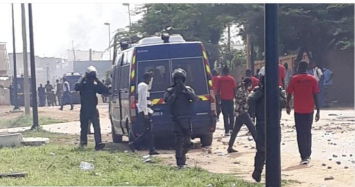 Urgent / Affrontements entre gendarmes et familles de la Cité Terme Sud : Un ancien militaire vient de perdre la vie