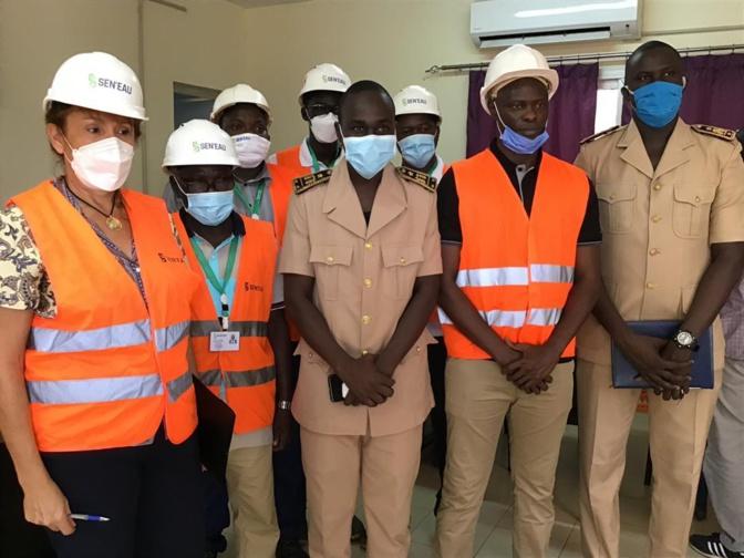 Sen'eau: Pape Gorgui Ndong, PCA met en branle ses capacités managériales
