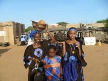 La Fondation « Servir le Sénégal» au secours  le village de Biddi dans le département de Podor.