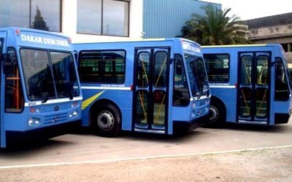 DDD: 100 nouveaux bus pour renforcer son parc automobile