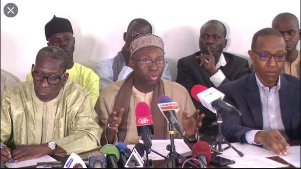 Affaire juge Souleymane Teliko: Le Front national de résistance apporte son soutien à l'Union des Magistrats du Sénégal