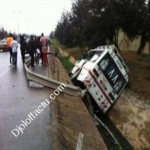 Deux Sénégalais meurent dans un accident de la route