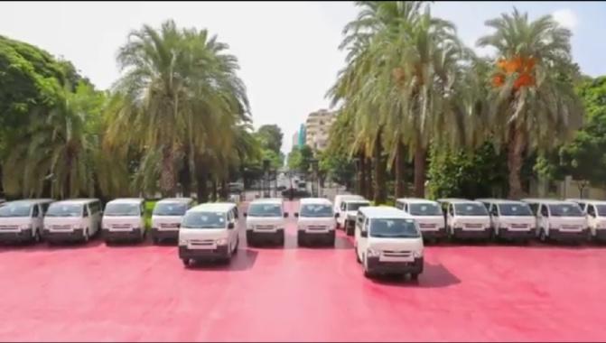 Modernisation des systèmes de transport: Le Chef de l'Etat a souhaité un consensus avec les acteurs
