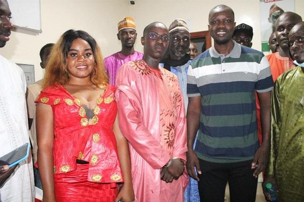 Sonko affaiblit l'APR à Foundiougne: I'ingénieur Ibrahima Niass Baye et ses mouvements, adhérent au Pastef