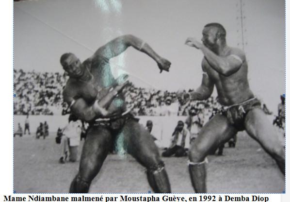 Tapha Guèye domine Mame Ndiambane